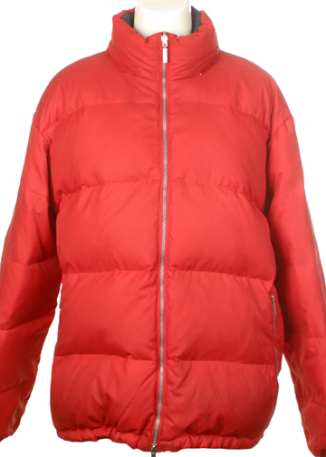 BSD Mens Down Parka XL