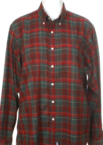 Ralph Lauren Mens L Fall Shirt