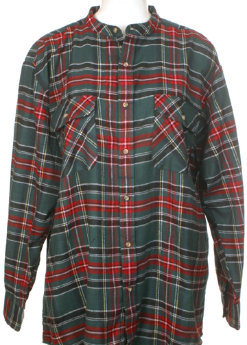 Andover Trail Band Collar XL Shirt