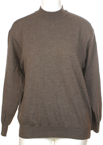 Fiji Wool Crewneck Sweater Mens Medium