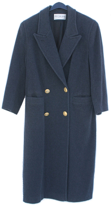 JH Collectibles Petite US6 Wool Cashmere Coat