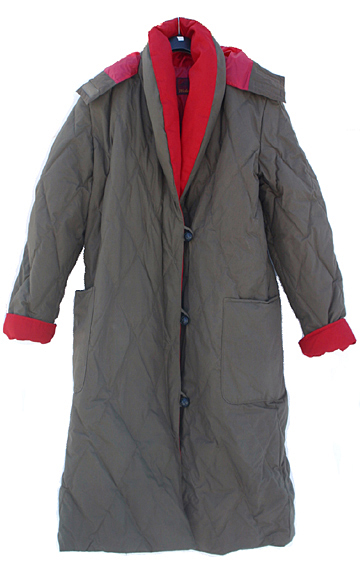 Full Length Parka Womens M