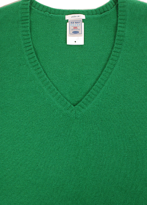 Old Navy Wool Vneck Sweater XXL