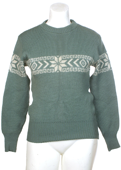 Semi Vintage Wool Nordic sweater