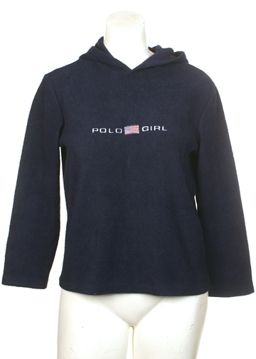 Polo Girl Hoody